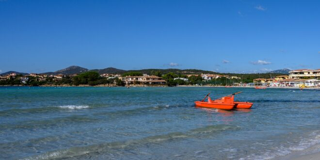 Golfo Aranci in Sardegna